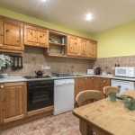 Mount Brandon Self Catering Cottage Kitchen