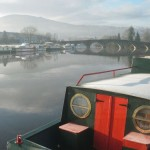 Barge on the Barrow Graiguenamanagh