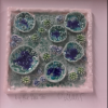 "Ceramic Wall Piece ""By the Sea VII"""
