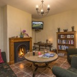 Comfortable Sitting Room of Mount Brandon Self Catering